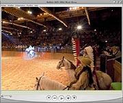Final du Buffalo Bill's Wild West Show