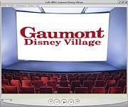 Cinéma Imax Gaumont Disney Village