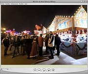 Marché de Noël à Disney Village
