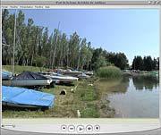 Visite virtuelle du port de Jablines