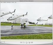 Baptême de l'air en hélicoptère